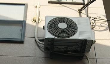 エアコン取付 エアコン取外 壁面
